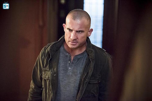 Dominic Purcell Last Refuge Legends of Tomorrow