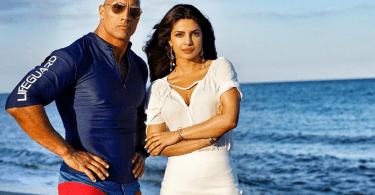 Dwayne Johnson Priyanka Chopra Baywatch