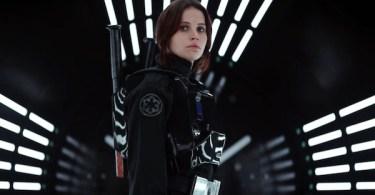 Felicity Jones Rogue One: A Star Wars Story