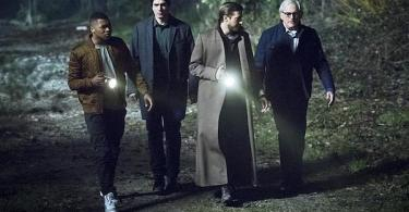 Franz Drameh Brandon Routh Arthur Darvill Victor Garber Leviathan Legends of Tomorrow