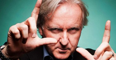 James Cameron Two Hands Camera Angle