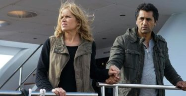Kim Dickens Cliff Curtis Fear the Walking Dead We All Fall Down