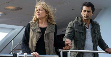 Kim Dickens Cliff Curtis Fear the Walking Dead We All Fall Down