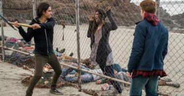Lorenzo James Henrie Jake Austin Walker Fear the Walking Dead We All Fall Down