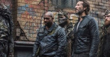 Michael Beach Henry Ian Cusick The 100 Join or Die
