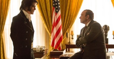 Michael Shannon Kevin Spacey Elvis & Nixon