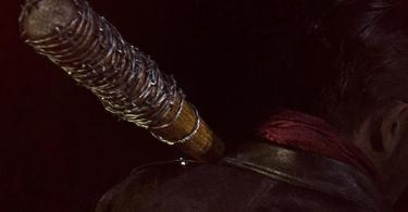 Negan Jeffrey Dean Morgan The Walking Dead Promo