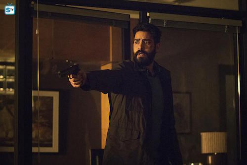 Rahul Kohli Salivation Army iZombie