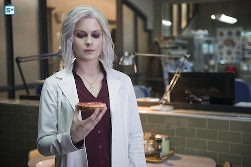 Rose McIver Deadbeat iZombie