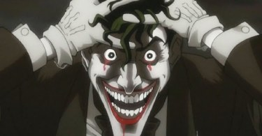 The Joker Crazy Laughing Batman: The Klling Joke