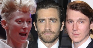 Tilda Swinton Jake Gyllenhaal Paul Dano