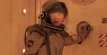 Asa Butterfield Mars The Space Between Us