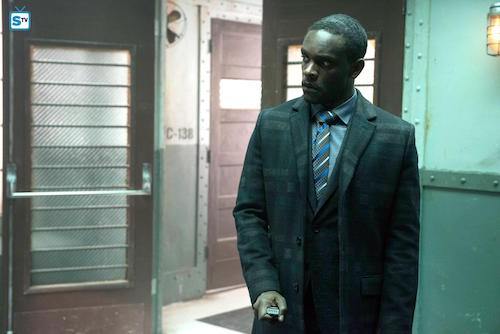 Chris Chalk A Legion of Horribles Gotham