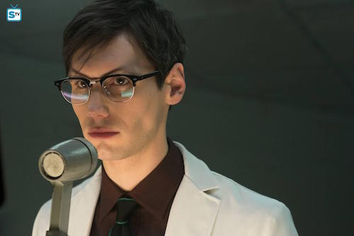 Cory Michael Smith A Legion of Horribles Gotham