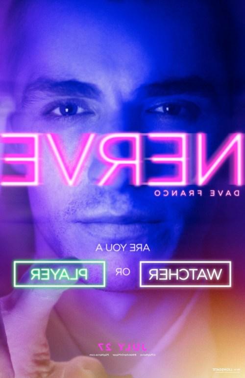 Dave Franco Nerve movie poster