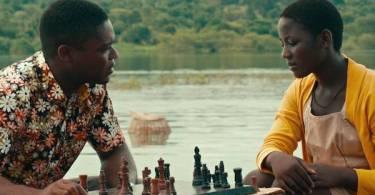David Oyelowo Madina Nalwanga Chess Board Queen of Katwe