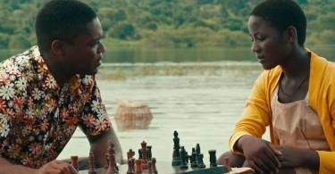 David Oyelowo Madina Nalwanga Chess Board Queen of Katwe