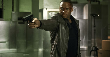 David Ramsey Arrow Genesis