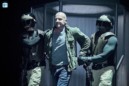 Dominic Purcell Destiny Legends of Tomorrow