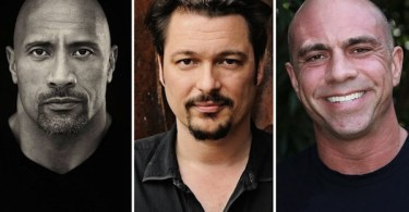 Dwayne Johnson James Vanderbilt Ben Smith