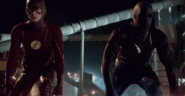 Grant Gustin Teddy Sears The Race of His Life The Flash Trailer