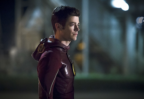 Grant Gustin The Race of His Life The Flash