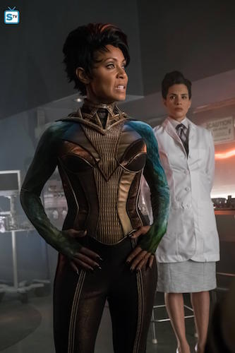 Jada Pinkett-Smith A Legion of Horribles Gotham
