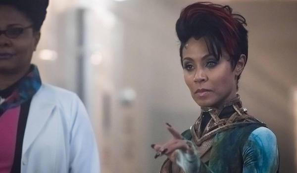 Jada Pinkett Smith Gotham Transference