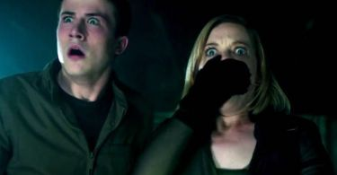 Jane Levy Dylan Minnette Don't Breathe