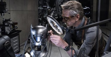 Jeremy Irons Batman V Superman
