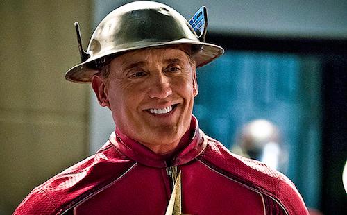John Wesley Shipp Jay Garrick The Flash