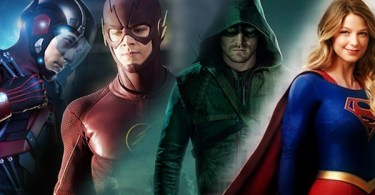 Legends of Tomorrow Arrow The Flash Supergirl