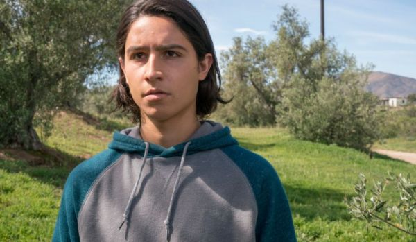 Lorenzo James Henrie Fear the Walking Dead Shiva