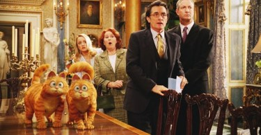 Lucy Davis Jane Carr Roger Rees Ian Abercrombie Garfield A Tale Of Two Kitties