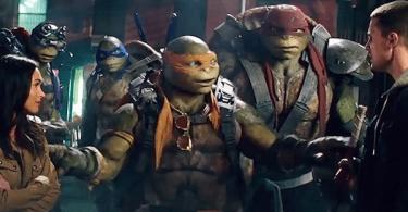 Megan Fox Stephen Amell Teenage Mutant Ninja Turtles: Out of the Shadows