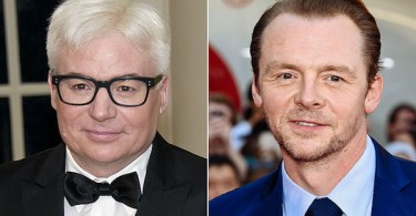 Mike Myers Simon Pegg