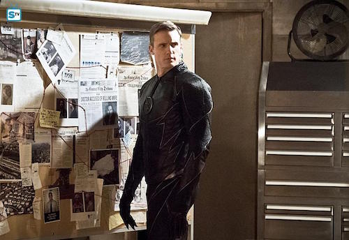 Teddy Sears Invincible The Flash