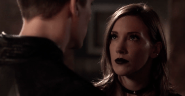 Teddy Sears Katie Cassidy Invincible The Flash Trailer