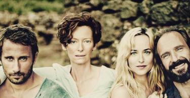 A Bigger Splash Tilda Swinton Matthias Schoenaerts Dakota Johnson Ralph Fiennes