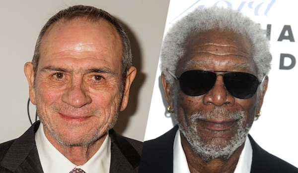 Tommy Lee Jones Morgan Freeman
