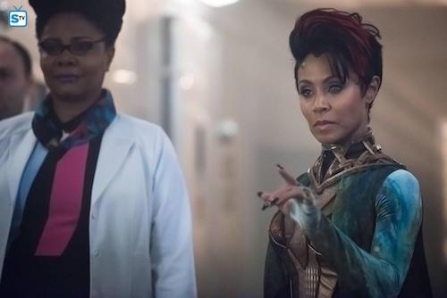 Tonya Pinkins Jada Pinkett Smith Transference Gotham