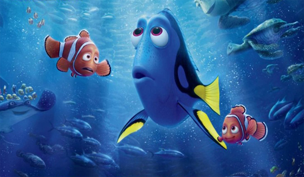 Video Movie Review Finding Dory 2016 Best Pixar Sequel Since Toy Story 3 Filmbook