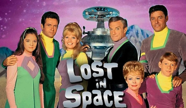Angela Cartwright Marta Kristen Mark Goddard Jonathan Harris June Lockhart Guy Williams Bill Mumy Lost In Space