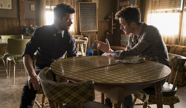 Dominic Cooper Joe Gilgun Preacher The Possibilities