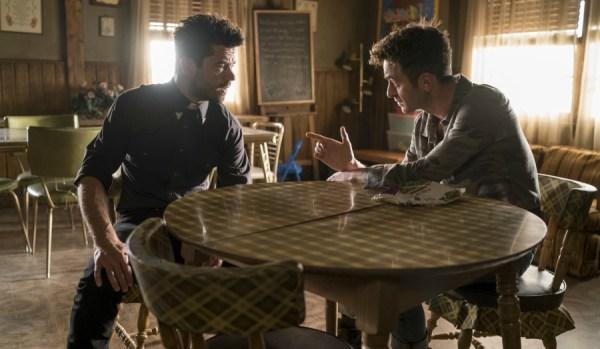 Dominic Cooper Joseph Gilgun Preacher The Possibilities
