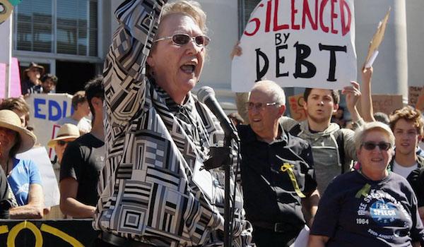 Jackie Goldberg Political Animals