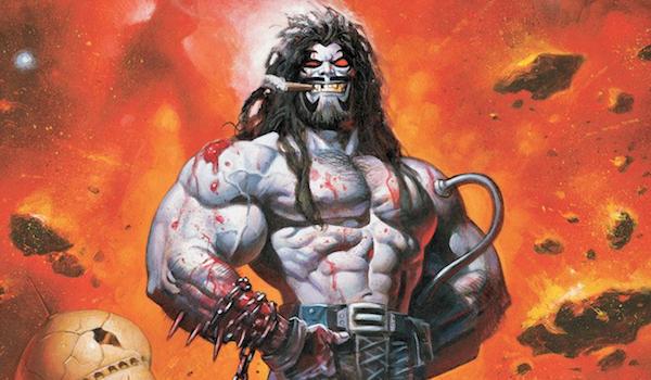 Lobo Comic Cover