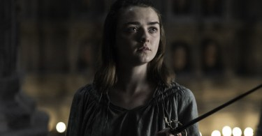 Maisie Williams Game of Thrones No One