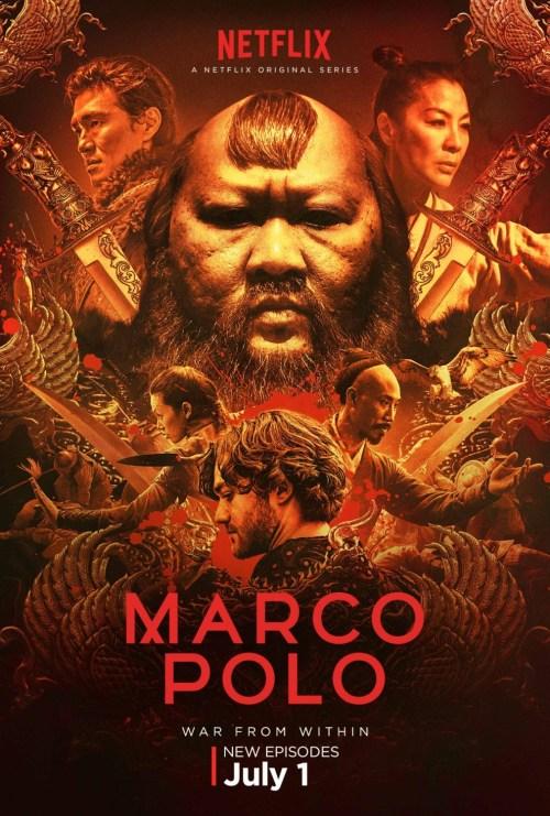 Marco Polo: Season 2 TV Show Poster