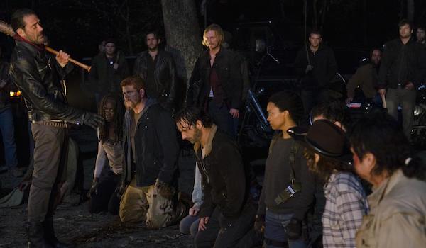 Megan's Victim The Walking Dead